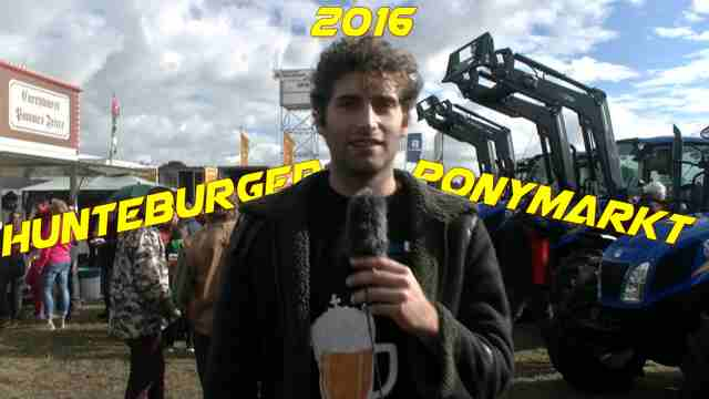 Hunteburger Ponymarkt 2016