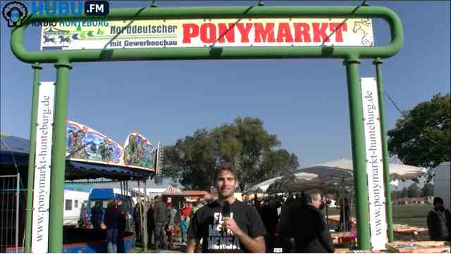 Hunteburger Ponymarkt 2015