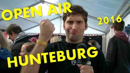 Hunteburger OpenAir 2016