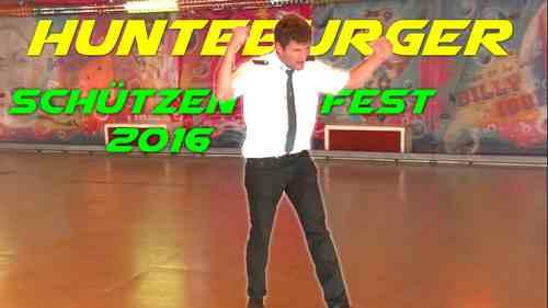 Hunteburger Schützenfest 2016